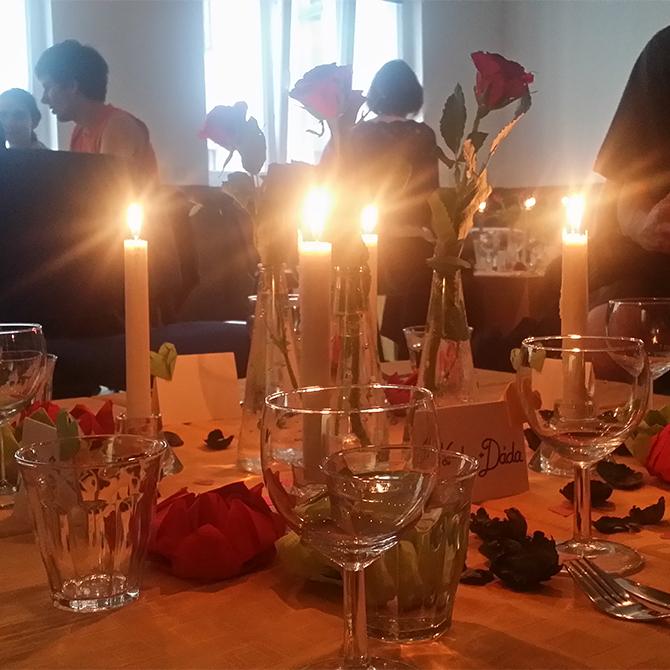 Kurz Manželské večery